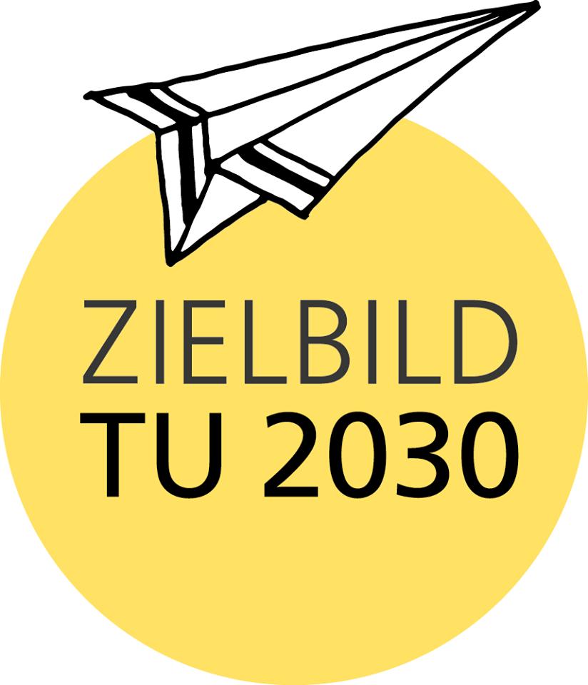 Zielbild TU Logo