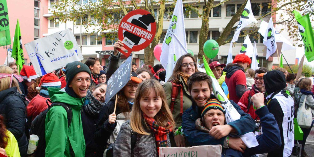 Klimademo Bonn