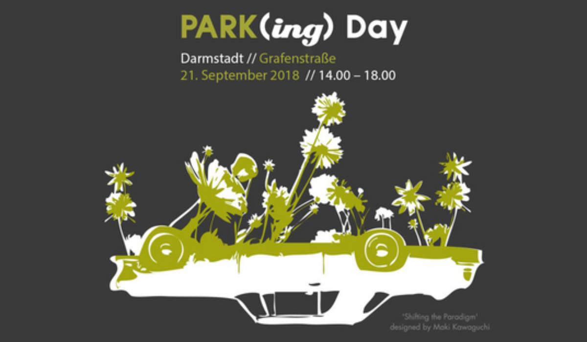 ParkingDay 2018: Freitag, 21.09. 14:00 Uhr