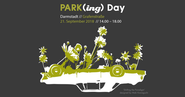 Flyer Parkingday
