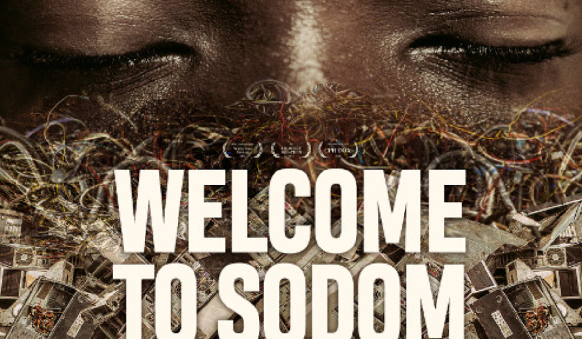 """Welcome to Sodom"""