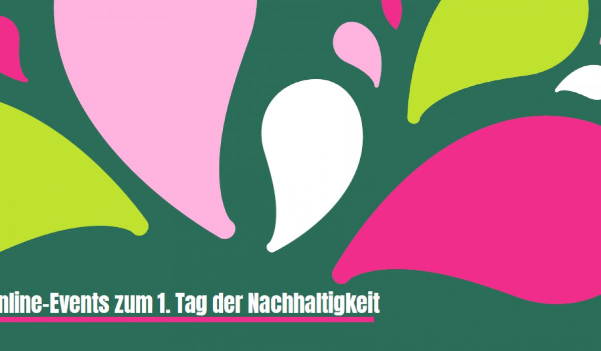 Erster Tag der Nachhaltigkeit in Darmstadt (24.02.2021)